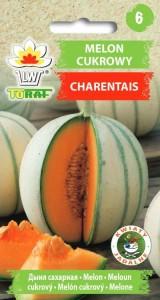 melon cukr charentaise-LW-527-16