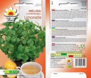 Melisa-cytrynowa LIMONELLA