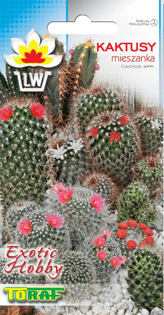 Kaktusy-MIX