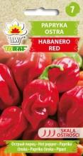 Papryka ostra Habanero Red