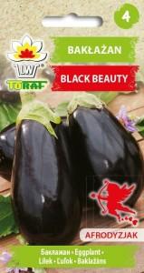 Bakłażan Black Beauty