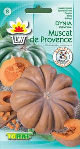 dynia muscat de provance LW 697 16 rola F