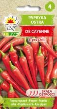 Papryka ostra De Cayenne