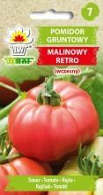Pomidor gruntowy Malinowy Retro