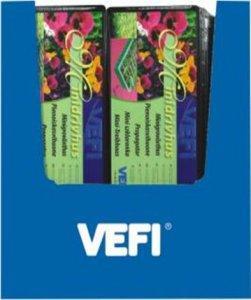 Vefi   Miniszklarenka 60x22 cm z 30 doniczkami 1