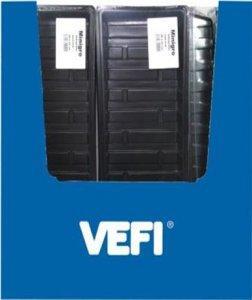 Vefi   Miniszklarenka MiniGro 60x22 cm z przykryciem 1
