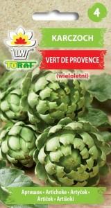 karczoch Vert de Provence LW xxx 18 gc F