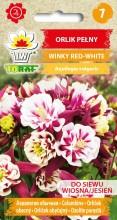 Orlik pełny Winky Red-White
