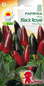 papryka Royal Black LW 856 19 gc F