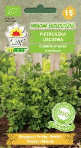 Pietruszka naciowa   Gigante D'Italia BIO